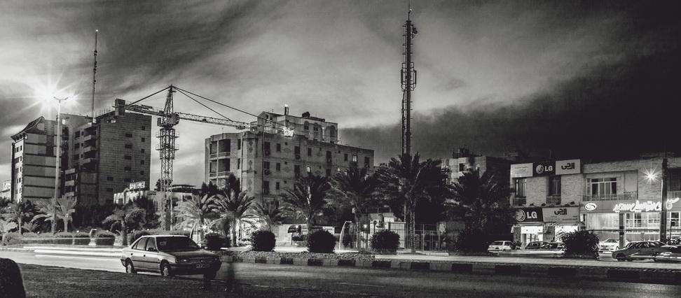 Bandar Abbas by Mohammad Roodgoli