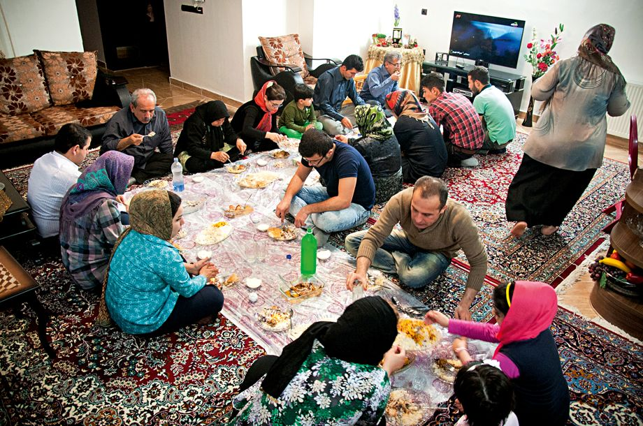 Iranian Living 2