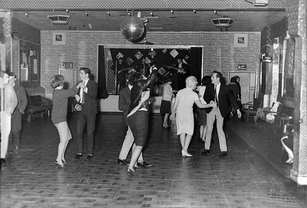 The Beatles play for 18 people before become famous 1961