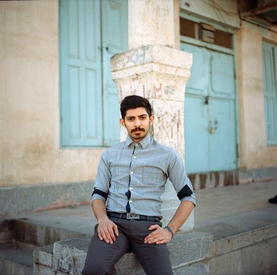 The Iranian dress code
