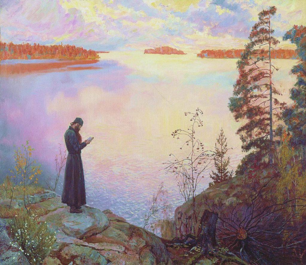 tatiana yushmanova-solitude