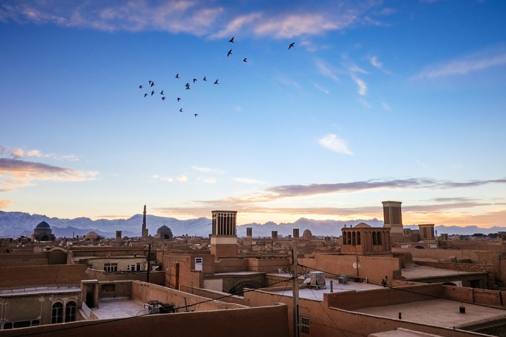 yazd-sunset-iran